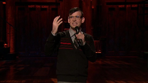Moshe Kasher Stand-Up Video