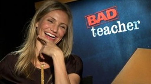 """Bad Teacher"" Cast Interviews Video"