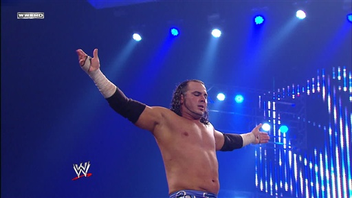 [Finlay, Matt Hardy, R-Truth and the Hart Dynasty Vs. Dolph Ziggl]