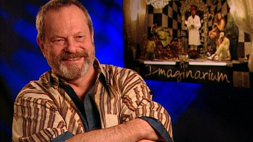 [Terry Gilliam On 'the Imaginarium of Doctor Parnassus' and Heath]