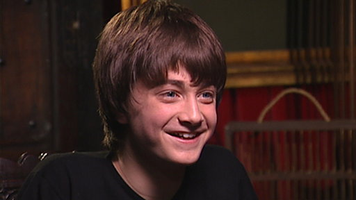 [Archives: Daniel Radcliffe's First 'Harry Potter' Interview!]