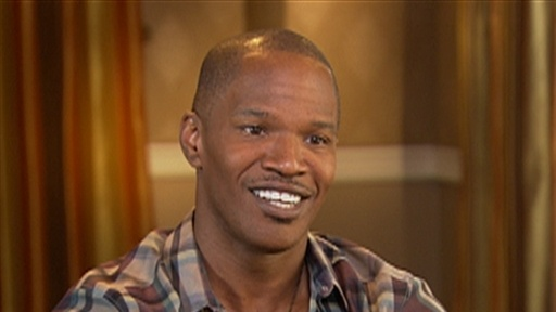 Jamie Foxx On Becoming a 'Law Abiding Citizen' and Kirstie Alley Video