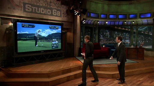 Tiger Woods' PGA Tour 11: Ian Poulter Video