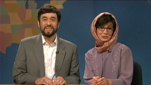 Update: Mrs. Ahmadinejad Video