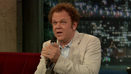 John C. Reilly &quot;Mr. Spriggs BBQ&quot; Video