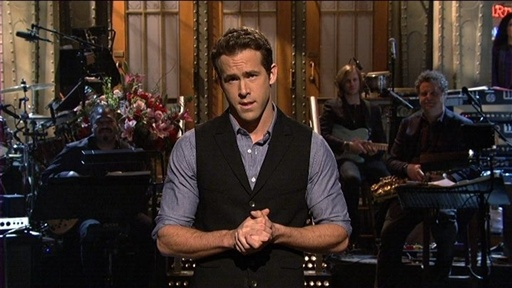Ryan Reynolds Monologue Video