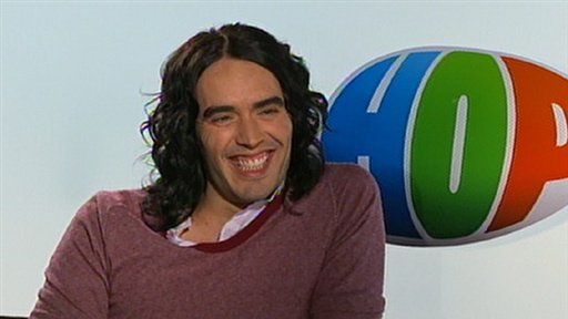 [Russell Brand Shares His Royal Wedding Plans]