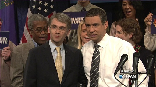 Barack Obama and Harry Reid Opening Video