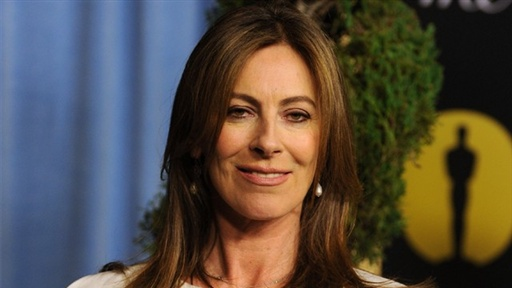 2010 Oscar Luncheon: Kathryn Bigelow - &#39;the Hurt Locker&#39; Hits a Video