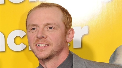 [Simon Pegg Talks 'Star Trek 2'  & Jeremy Renner Joining 'Mission]