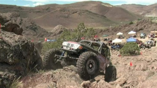 Mustang Ranch Rock Crawl & Motocross Rally Video