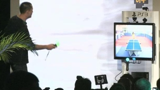 PlayStation Move Demo: Sports Champions Video
