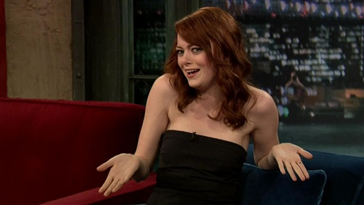 Emma Stone Video