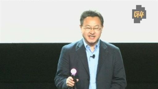 Sony Debuts PlayStation Move Video