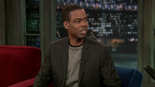 [Chris Rock Interview, Part 1]