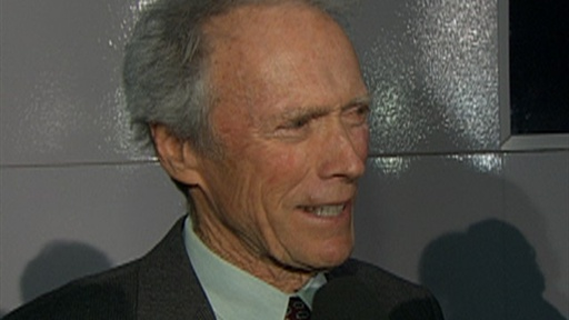 [Clint Eastwood On His Career: 'I Had a Lucky Hand']