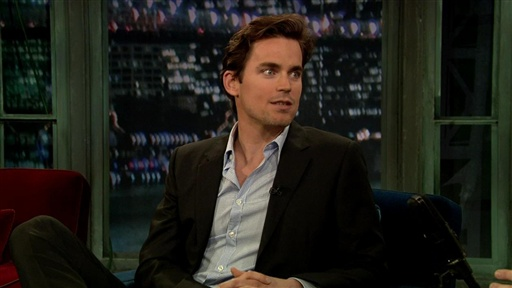 Matt Bomer Video