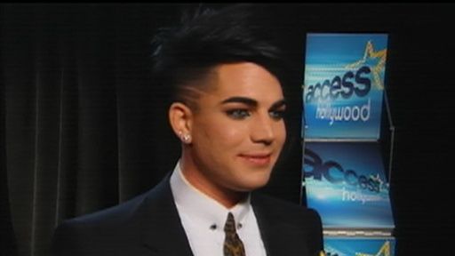 [Adam Lambert on MuchMusic Video Award Win: It Was a 'Shocker']