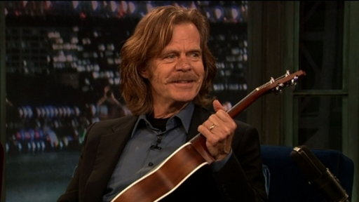 William H. Macy Video