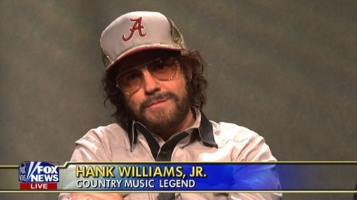 [Fox and Friends: Hank Williams Jr.]