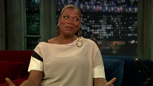 Description: Queen Latifah explains why she thought Common was the perfect ...