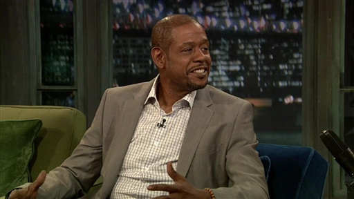 [Forest Whitaker Interview, Part 1]