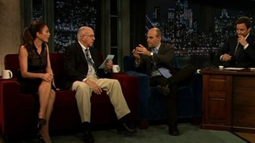 Peter Sagal &amp; Carl Kasell, Part 2 Video