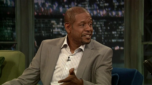 Forest Whitaker Interview, Part 2 Video