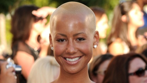 [Is Amber Rose On Team Edward or Team Jacob?]