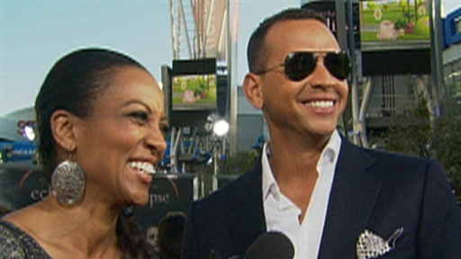 Is Alex Rodriguez a Twi-Hard? Video