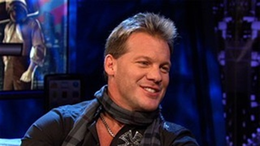 "Chris Jericho Talks ""Undisputed"" Book Video"