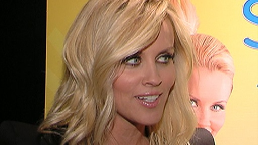 [Jenny McCarthy On Tiger Woods' Scandal and Oprah's TV Departure]