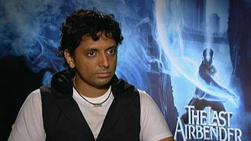 [M. Night Shyamalan Talks 'the Last Airbender']