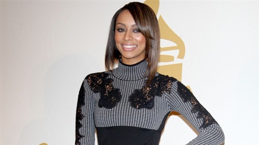 2009 Grammy Noms: Keri Hilson - It Feels 'Incredible' to Be Nomi Video