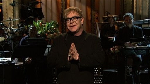 Elton John Monologue Video