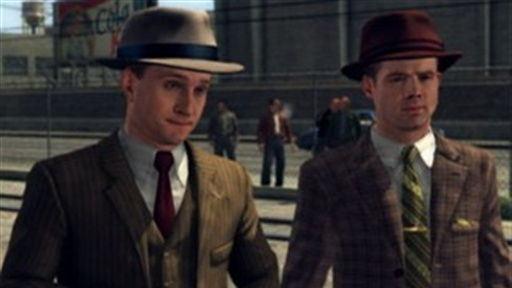 "[""L.A. Noire"" Review With Adam Sessler]"