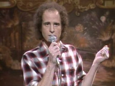 Steven Wright Performance Video
