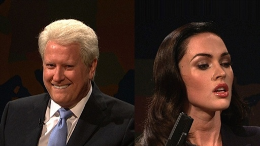 Update Thursday: Bill Clinton And Megan Fox Video