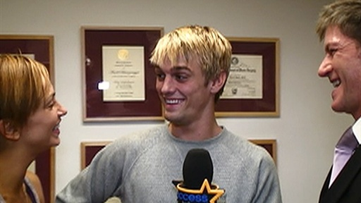 [Revitalizing Aaron Carter and Karina Smirnoff] Video