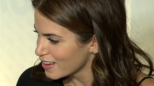 Nikki Reed: What Kind of Girl Is Team Jacob or Team Edward? Video