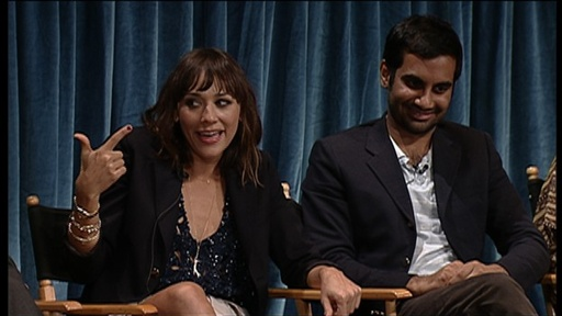 Parks and Recreation: Rashida Jones On Playing the Straight Man Video