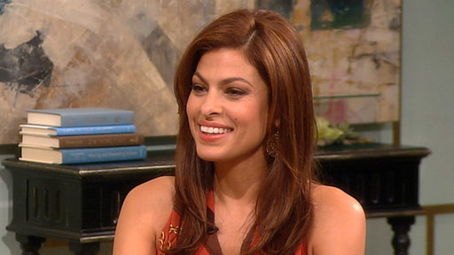 [Three Things You Don't Know About... Eva Mendes]