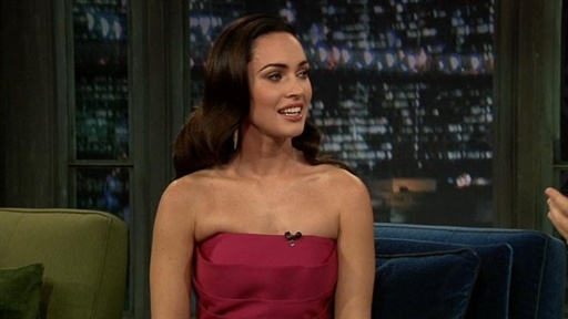 Megan Fox Interview Video