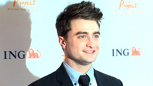 [Daniel Radcliffe Is A True 'Hero']