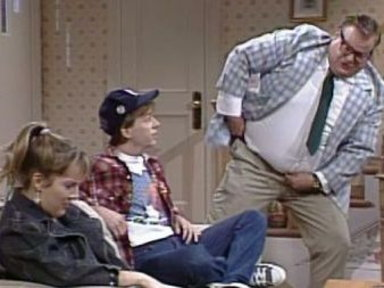 [Matt Foley On Halloween]