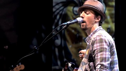 Jason Mraz&#39;s Beautiful Mess: Live On Earth Video
