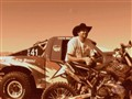 A Dirt Bike Cowboy