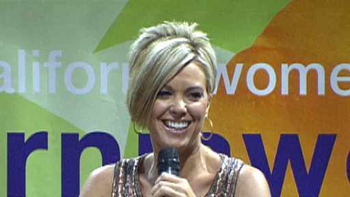 [Kate Gosselin On Her New Book and Being Born to Be a Mom]