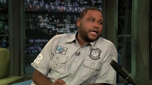 Anthony Anderson Interview Video