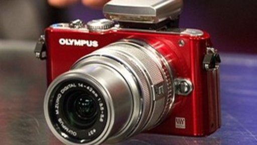 Olympus E-PL3 Digital Camera Review Video
